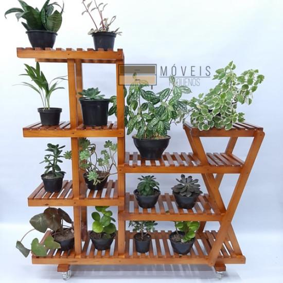 Floreira Vertical, estante para plantas modelo 29