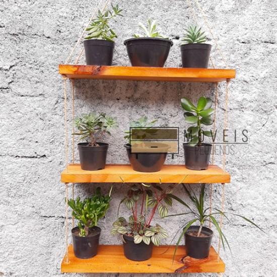 Floreira jardim vertical para plantas e decoração