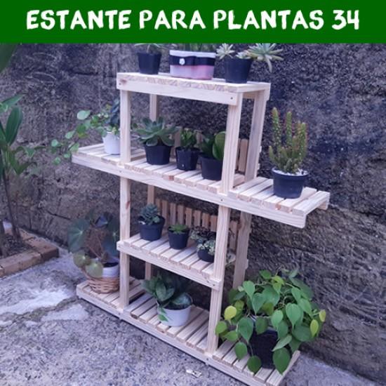 Estante para Plantas 34