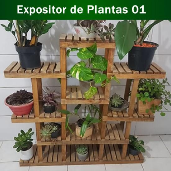 Estante para  Plantas modelo 01