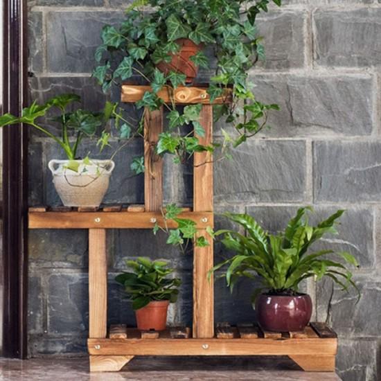 Expositor para Plantas modelo 20