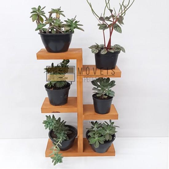 Suporte para suculentas, flores e plantas 05