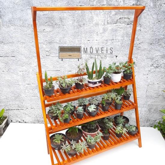 Estante  para Vasos e plantas modelo 81