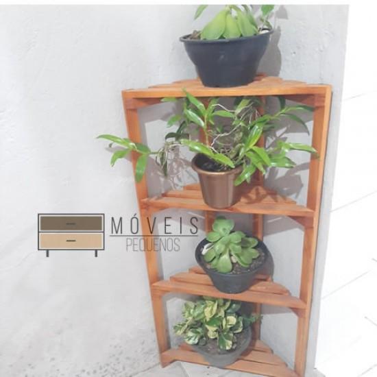 Estante para Plantas de canto