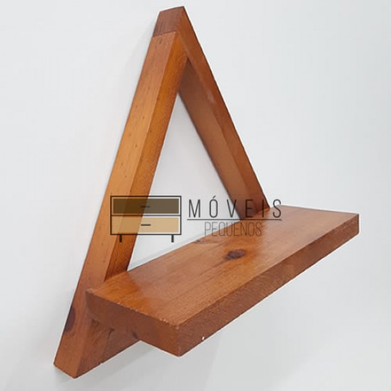 Suporte para suculentas triangulo